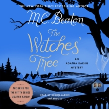 The Witches' Tree : An Agatha Raisin Mystery, eAudiobook MP3 eaudioBook