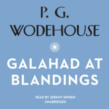 Galahad at Blandings, eAudiobook MP3 eaudioBook