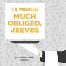 Much Obliged, Jeeves, eAudiobook MP3 eaudioBook