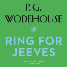 Ring for Jeeves, eAudiobook MP3 eaudioBook