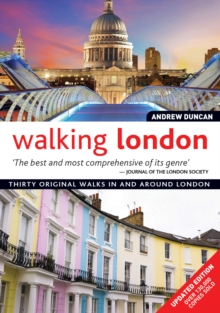 Walking London, Rev Edn, Paperback Book