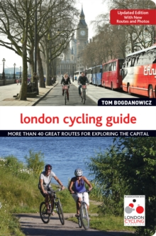 The London Cycling Guide, Rev Edn, Paperback Book