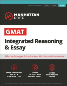 GMAT Integrated Reasoning & Essay : Strategy Guide + Online Resources, EPUB eBook