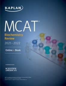 MCAT Biochemistry Review 2021-2022, EPUB eBook