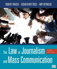 The Law of Journalism and Mass Communication, Paperback Book