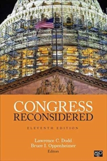 Congress Reconsidered, Paperback Book