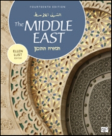 The Middle East, Paperback Book