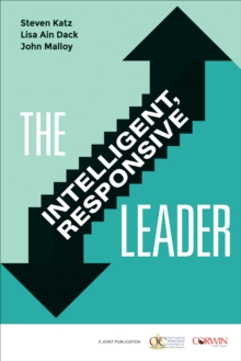 The Intelligent, Responsive Leader, Paperback Book