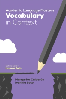 Academic Language Mastery: Vocabulary in Context, EPUB eBook