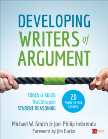 DEVELOPING WRITERS OF ARGUMENT, Paperback Book