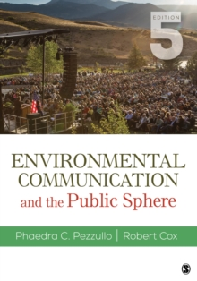 Environmental Communication and the Public Sphere, Paperback / softback Book
