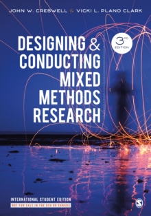 Designing and Conducting Mixed Methods Research, Paperback / softback Book