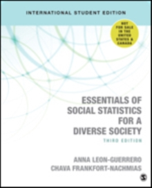 Essentials of Social Statistics for a Diverse Society, Paperback Book