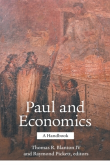 Paul and Economics : A Handbook, Paperback Book