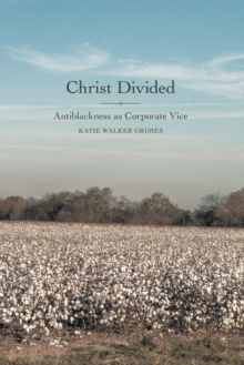 Christ Divided : Antiblackness as Corporate Vice, Paperback Book