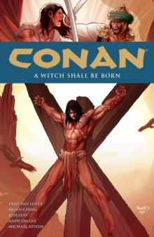 Conan Volume 20: A Witch Shall be Born, Hardback Book
