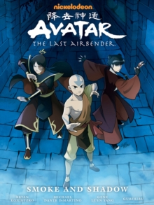 Avatar: The Last Airbender - Smoke And Shadow Library Edition, Hardback Book