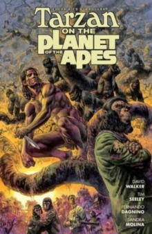 Tarzan on the Planet of the Apes, Paperback Book
