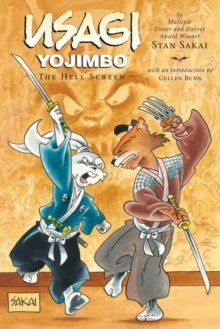 Usagi Yojimbo Volume 31: The Hell Screen Limited Edition, Hardback Book