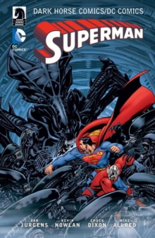 The Dark Horse Comics / Dc Superman, Paperback / softback Book