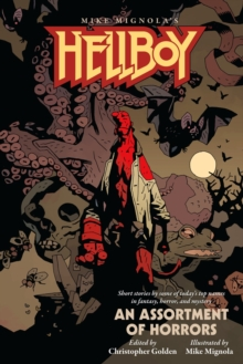 Hellboy: An Assortment Of Horrors, Paperback Book