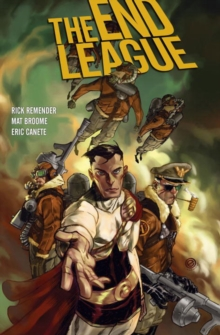 The End League Library Edition, Hardback Book