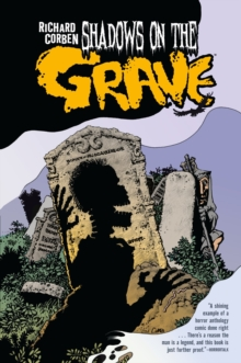 Shadows On The Grave, Hardback Book