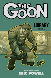 The Goon Library Volume 5, Hardback Book
