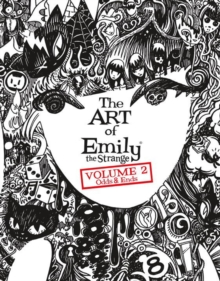 The Art Of Emily The Strange Volume 2 : Odds and Ends, Hardback Book