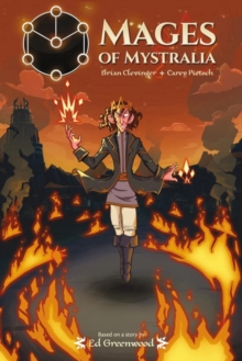 Mages Of Mystralia, Paperback Book