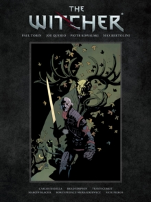The Witcher Library Edition Volume 1, Hardback Book