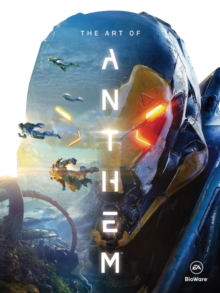 The Art Of Anthem, Hardback Book