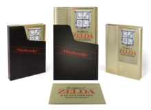 The Legend Of Zelda Encyclopedia Deluxe Edition, Hardback Book