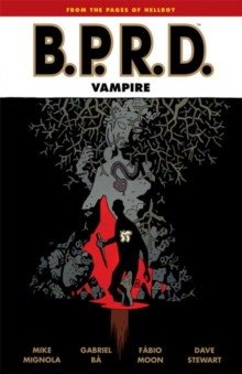 B.p.r.d.: Vampire (second Edition), Paperback / softback Book