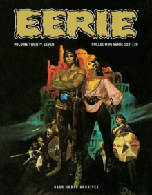 Eerie Archives Volume 27, Hardback Book