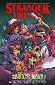 Stranger Things: Zombie Boys (graphic Novel), Paperback / softback Book