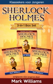 Sherlock voor Kinderen 3-in-1 Box Set door Mark Williams, EPUB eBook