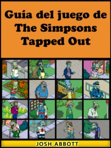 Guia del juego de The Simpsons Tapped Out, EPUB eBook