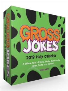 Gross Jokes 2019 Daily Calendar, Calendar Book