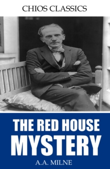 The Red House Mystery, EPUB eBook