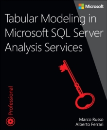 Tabular Modeling in Microsoft SQL Server Analysis Services, Paperback Book