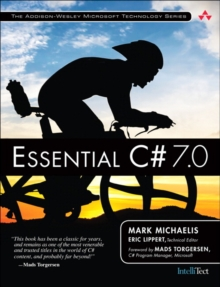 Essential C# 7.0, Paperback Book