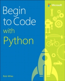 Begin to Code with Python, Paperback Book