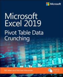 Microsoft Excel 2019 VBA and Macros, Paperback / softback Book