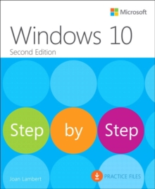 Windows 10 Step by Step, Paperback Book