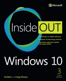 Windows 10 Inside Out, Paperback / softback Book