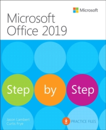 Microsoft Office 2019 Step by Step, Paperback / softback Book