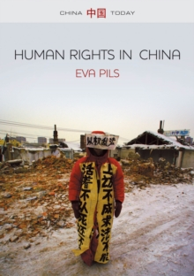Human Rights in China : A Social Practice in the Shadows of Authoritarianism, Paperback Book