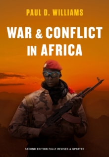 War and Conflict in Africa, Paperback / softback Book