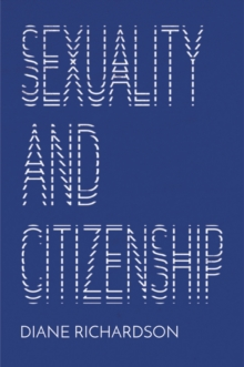 Sexuality and Citizenship, Paperback Book